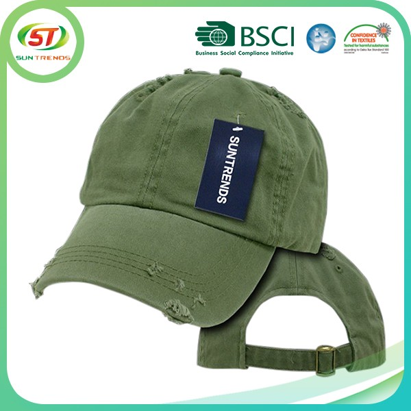 93be085d7d751 Sample Free Plain Distressed Washed Worn-Out Dad Hat Custom Baseball Caps