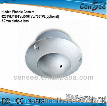 Hot Selling Ex-view CCD Small Flying Hidden Camera for Toilet