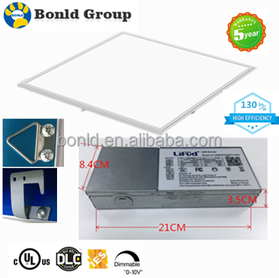 1203*603*10mm 2'*4' UL /DLC down light led cool white led ceiling panel light WITH UL,DLC4.2 ,