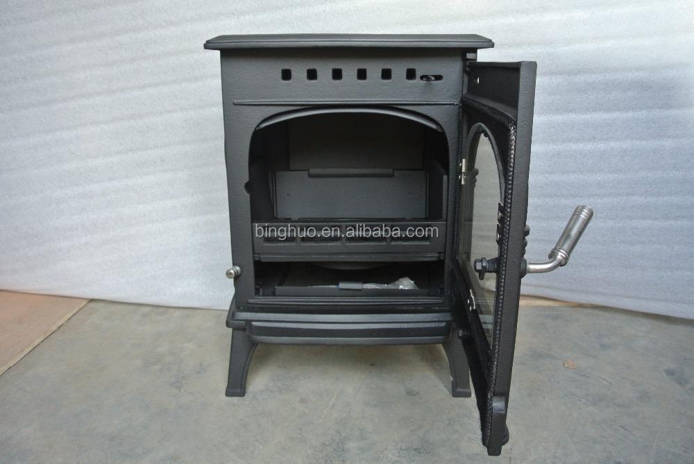 round oak d16 stove