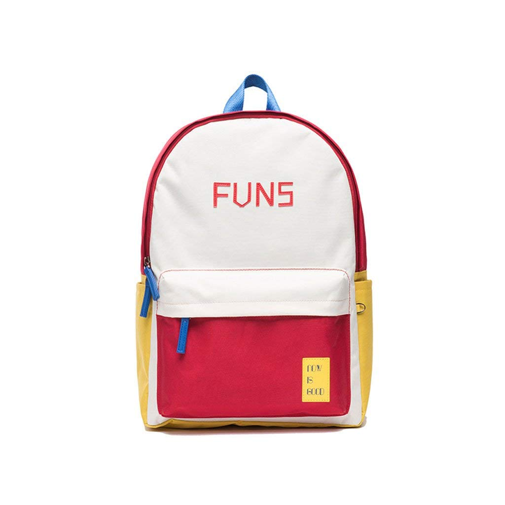 e4d4c8f788d5 Get Quotations · ZOUQILAI 2018 new sports fashion backpack large capacity wild  backpack three color options