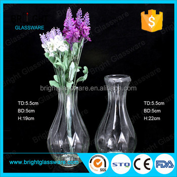 Factory Direct Sale 2017 New Best Selling Crystal Clear Glass Vase,Flower  Glass Pot For Home Decoration - Buy Glass Vase,Glass Flower Pot,Tall Glass
