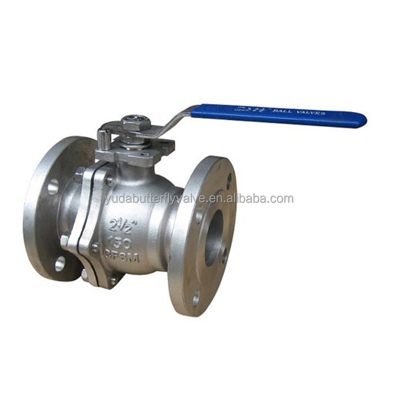 API stainless steel 316 manual float ball valve