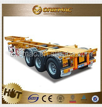 China Professional Tri axle car carrier truck , car carrier truck trailer for sale , truck trailer spare parts