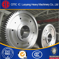 OEM pinion gear for rotary kiln, for rotary dryer and for mill