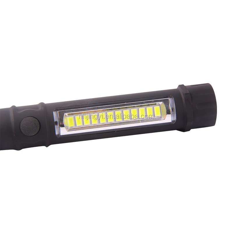 high bright COB AA battery torch for promotion led pen light