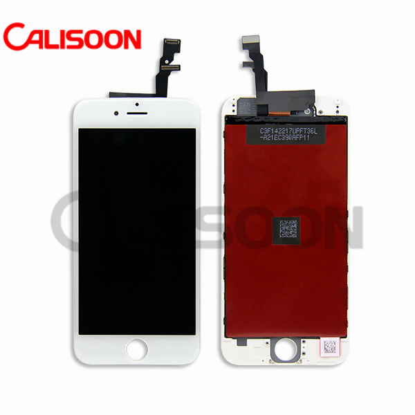 Calisoon Kit LCDs Do Telefone Móvel Tela Sensível Ao Toque Com Digitador Para IPhone6 LCD, Substituição de Telas Do IPhone Para A Apple IPhones
