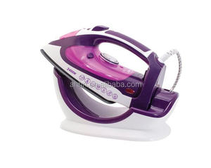 Cordless steam iron dry iron with anti-drip function