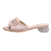 Ladies bulk sheepskin flat sandals for Women girls pictures sexy indonesia style nude slippers
