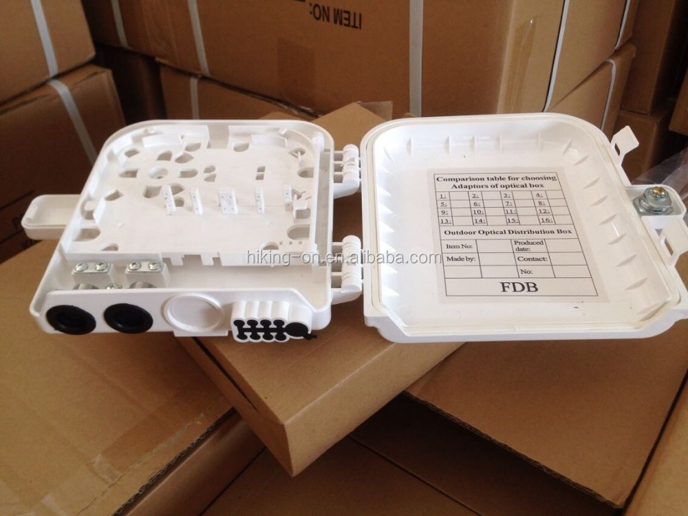 Fiber Optic 1*16 Port FTTH Indoor Terminal Box