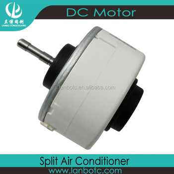 Resin packed dc motor air conditioner outdoor fan motor for Dc motor air conditioner