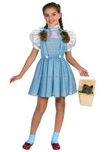 Kids baby Meisjes <span class=keywords><strong>Prins</strong></span> Dorothy Kind Cosplay <span class=keywords><strong>Kostuum</strong></span> QBC-2054