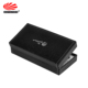 Black Gift Display Cardboard Packaging Empty Custom Design Leather Fountain Pen Box