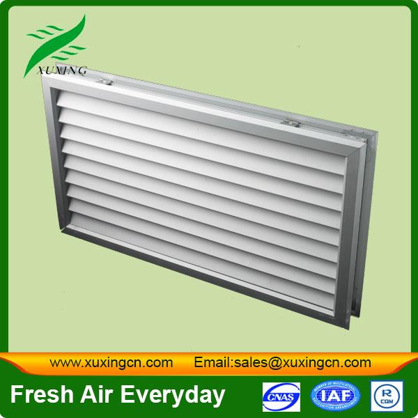 Chimenea de aluminio rejilla de ventilaci n calor - Rejilla ventilacion aluminio ...
