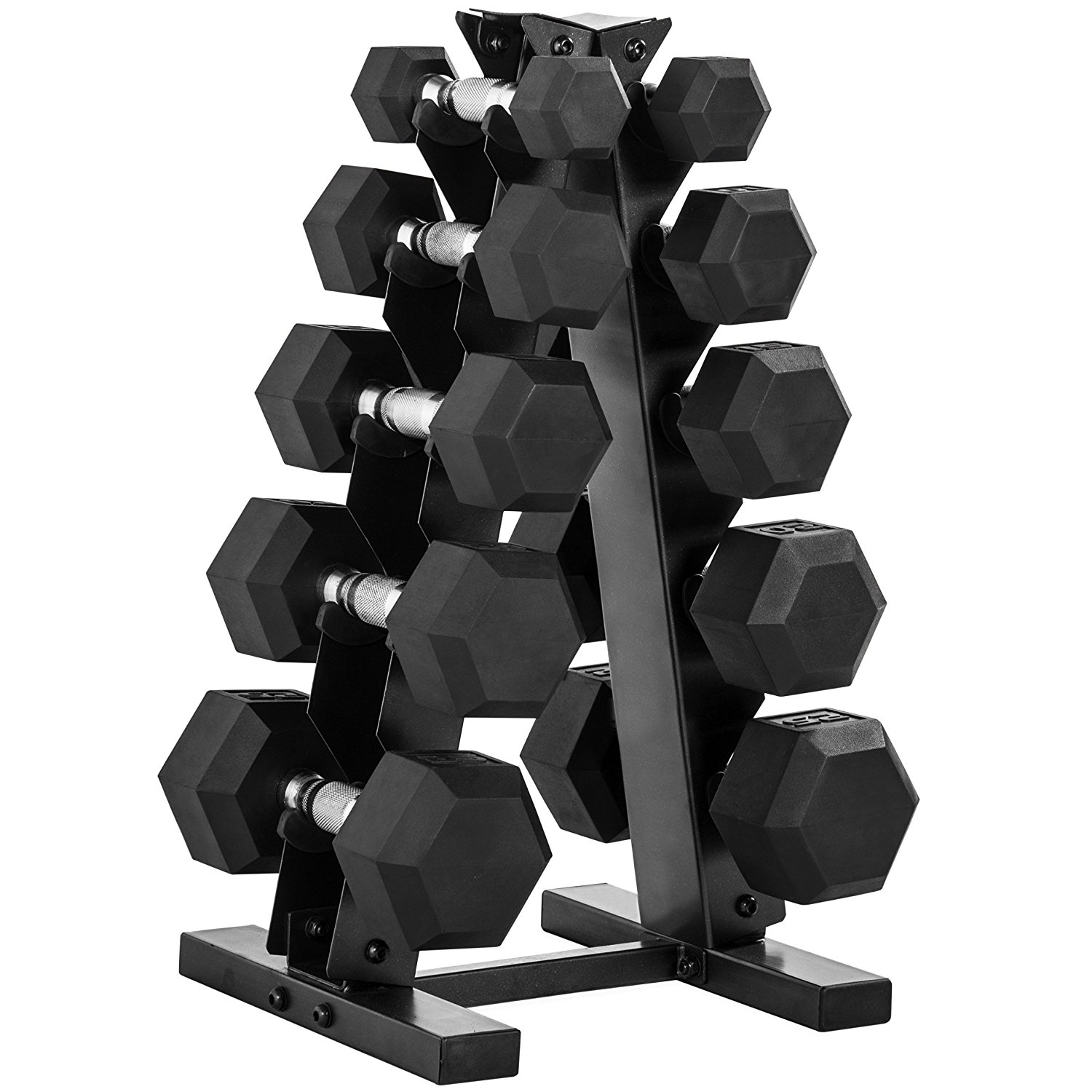 2ea64b386 Buy CAP Barbell 150-lb Rubber Hex Dumbbell Weight Set in Cheap Price on  m.alibaba.com