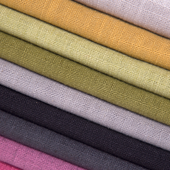 100 Linen Fabric For T Shirt Poly Sofa Jute Style