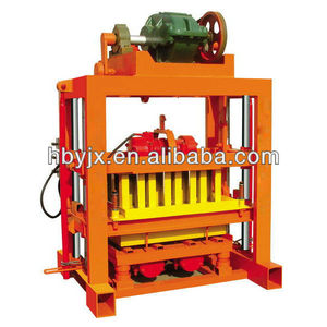 electromechanical products QTJ4-40 brick making machine for sale in usa