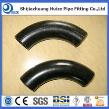 Carbon Steel 90 Degree Bend Exhaust Pipe