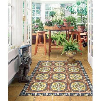 Hand Painted Entrance Carpet Tile Buy Bulk Persian Ceramic Home Decor