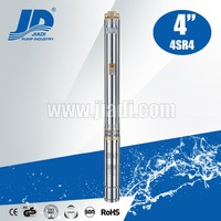 2 inch deep well water 5hp Stainless Steel submersible pumps oem design