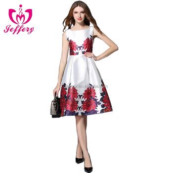 2019 Primavera Nueva Chaleco Impreso Vestido Simple Vestidos De Fiesta Buy Vestido De Fiesta De Cóctelvestidos De Fiesta Sencillosvestidos