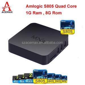 Amlogic S805 Mxq, Amlogic S805 Mxq Suppliers and