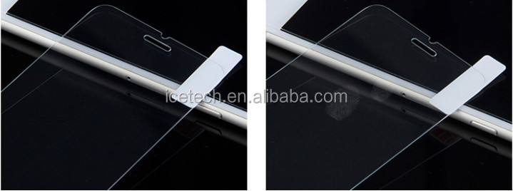 High Quality 9H tempered glass screen protector for iphone 6