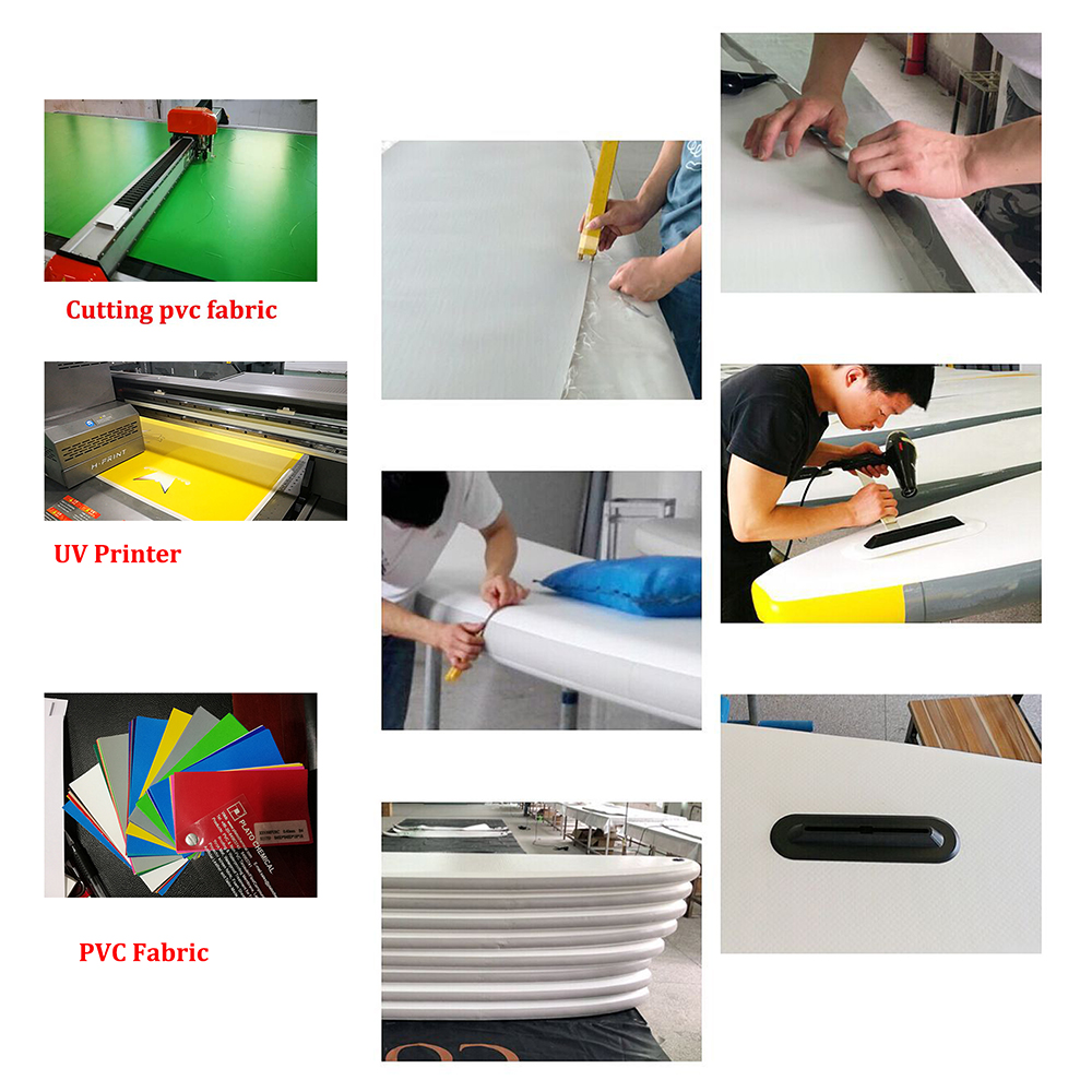 china factory promotion great price  inflatable paddle board stock