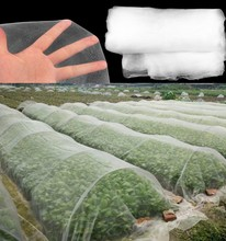 GEZI Malla Plastic 20 30 40 50 60 70 Mesh Agricultural Greenhouse Anti Aphid White Fly Insect Net For Vegetable Protection