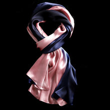 China Made Professional Colorful Women Chinese Premier Silk Scarf