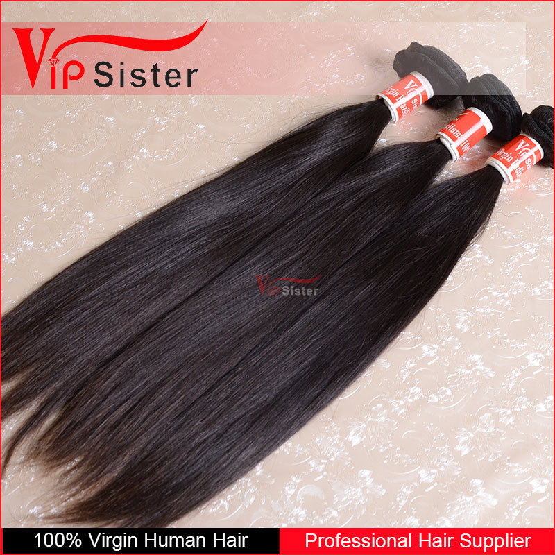 2015 Super Quality Full cuticle in same direction 100% raw human hair weaving virgin human real hair weaving