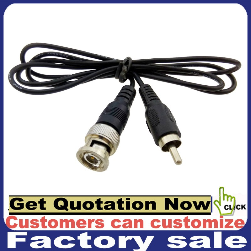 12V digital coaxial rca male to male bnc digital cable