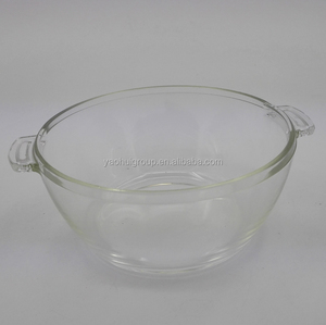 Microwave Oven Safe pyrex Glass mixing bowl