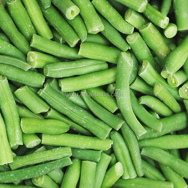 Agriculture Frozen Food vegetable Frozen Green Bean Cut