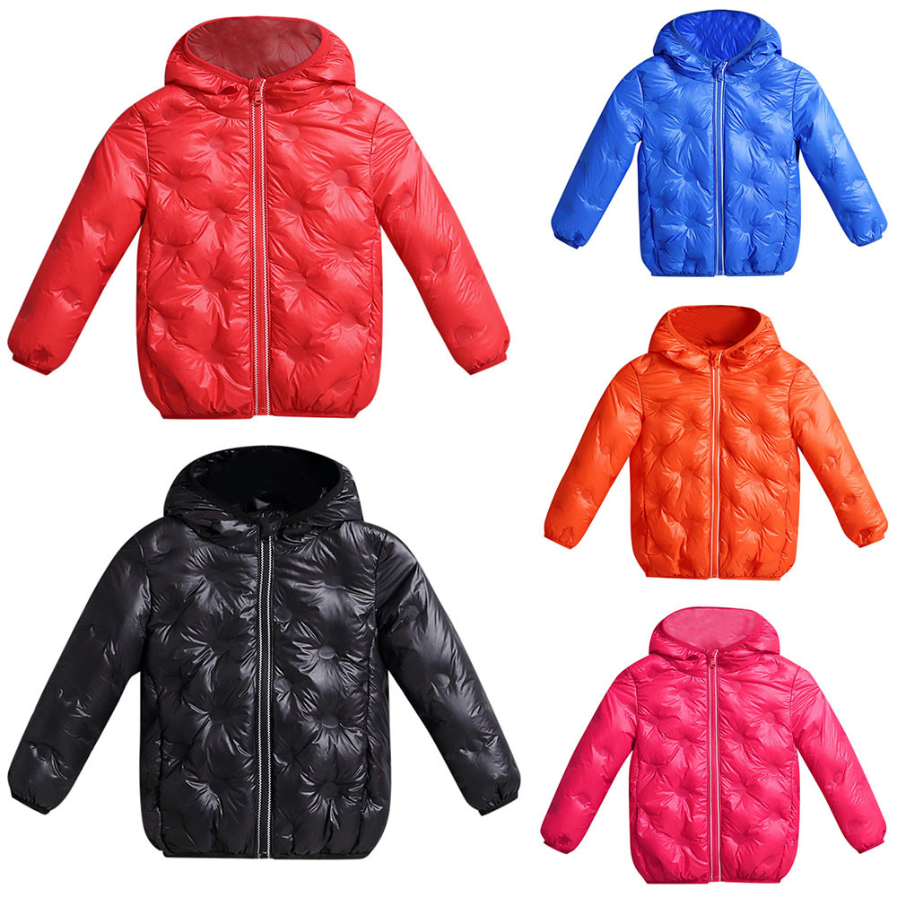 081a259f265a MUQGEW 2018 Hot Sale Kids Baby Winter Solid Coat Cloak Jacket Thick Warm  Hoodie Outerwear Clothes Dropshipping Baby Clothes