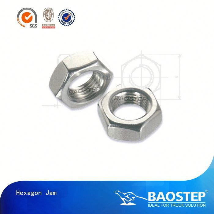 BAOSTEP Full Automatic Professional Design Iso Certified Bsp Threaded Hex Nut