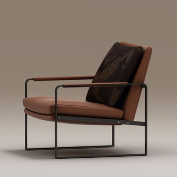 Tremendous Leman Lounge Chair Modern Wholesale Deck Leather Armchair Buy Leather Chair Metal Chair Steel Chair Product On Alibaba Com Ncnpc Chair Design For Home Ncnpcorg