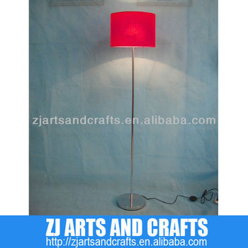 2015 China modern fabric floor lamp