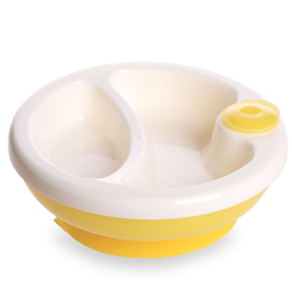 Genial Buy Safety Baby Learning Bowel With Suction Cup Keep Warm Assist Food Bowl Baby  Tableware Dishes In Cheap Price On M.alibaba.com