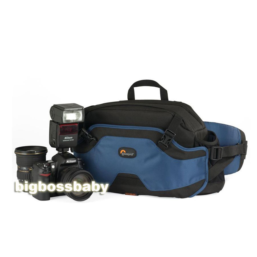 Genuine Lowepro Inverse 200 AW 200AW DSLR Camera Photo Beltpack Waist Pack Bag