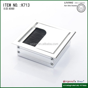 office desk cable hole. office desk square wire box,cable hole cap/wire end cap cable