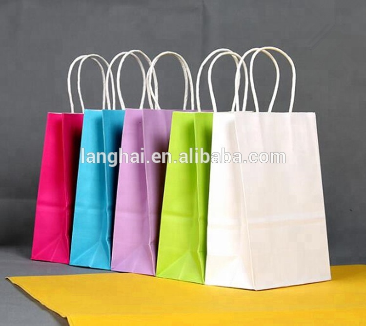 Cheap china manufacturing industry packaging bags / high quality top rated paper bags craft