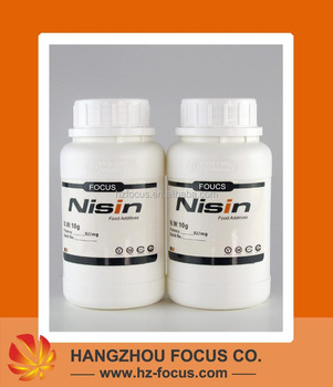 Food/Beverage/Cosmetics Natural Preservative Nisin from China