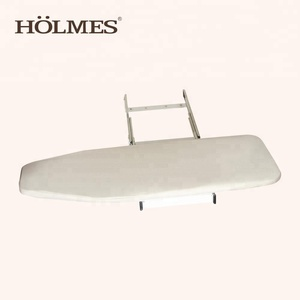 High quality Foldable Wooden Ironing Board In wardrobe Cabinet