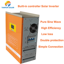 5kw high efficiency home use solar power inverter & converters with built-in controller