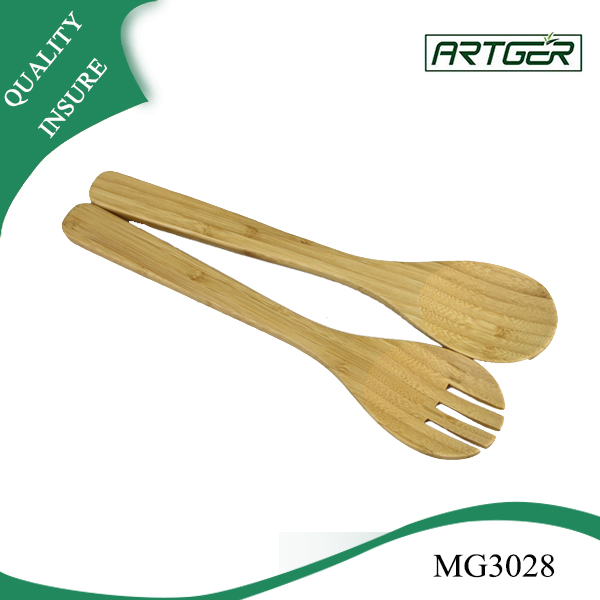HOT cooking use cheap bamboo kitchen utensils