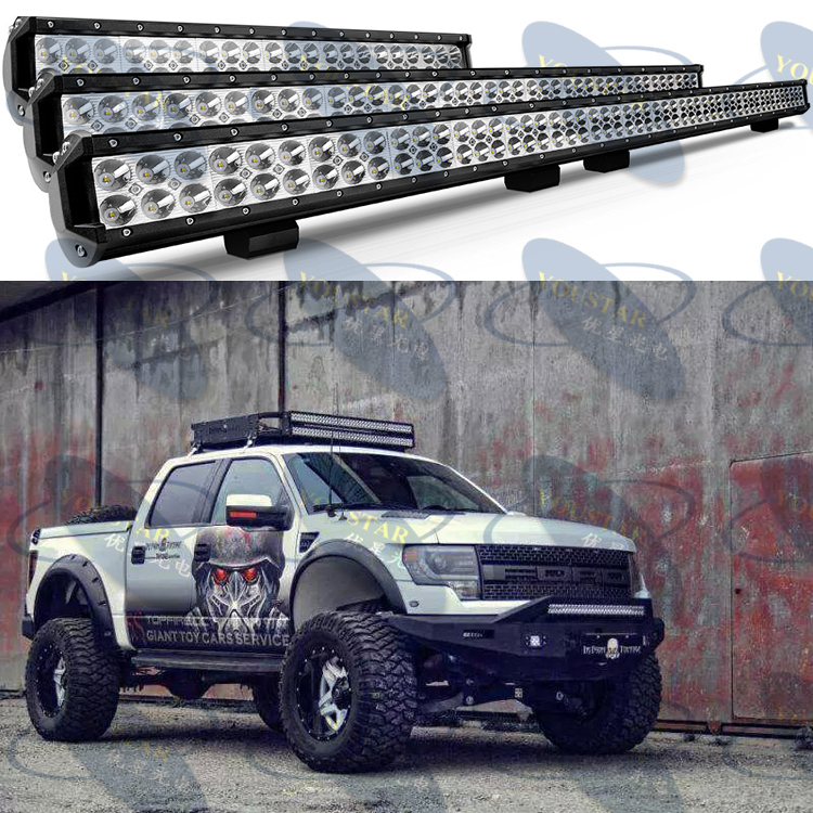 20 Inch 126w Atv 8x8 High Lumen Light Bar Led,Police Vehicle Light ...