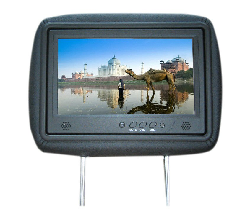 Advanced seller, Taxi Advertising Monitor With taxi monitor recycle display Built-in Stereo Speaker Seperate Screen