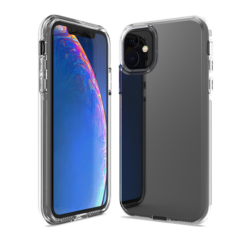 Lustergift iPhone 11 Pro Max 360 Degree Full Cover Protector Magnetic Metal bumper Phone Case