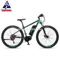 carbon fiber electric mountain bike by Taiwan supplier
